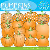 Pumpkin Clipart - Graphics From the Pond
