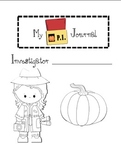 Pumpkin P.I.-A Pumpkin Investigation Journal