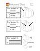Pumpkin P.I.-A Pumpkin Investigation Journal