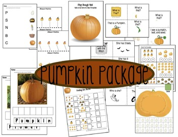 Pumpkin Pack of Fun