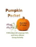 Pumpkin Packet