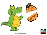 Pumpkin Pairs: La Hora