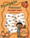 Pumpkin Palooza Pumpkin Seed Add the Room (Sums to 10)