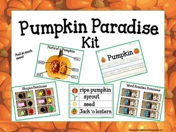 Pumpkin Paradise Kit