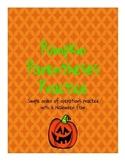 Pumpkin Parentheses
