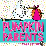 Pumpkin Parents - Pumpkin Stations with a Twist!