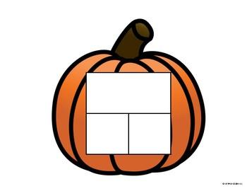 Pumpkin Part Part Whole