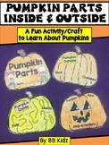 Pumpkin Parts Inside and Outside Craft