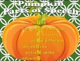 Pumpkin Parts of SPEECH