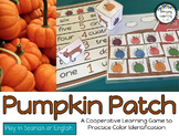 Pumpkin Patch - A Cooperative Learning Game with English a