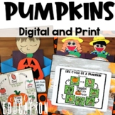 Pumpkin Life Cycle and Pumpkin Patch Activities