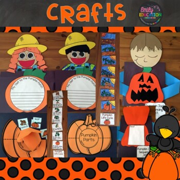 Pumpkin Life Cycle and Pumpkin Patch Activities