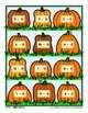 Math in the Pumpkin Patch, Addition Match