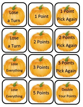 Pumpkin Patch Addition and Subtraction Halloween Word Problems