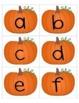 Pumpkin Patch Alphabet Activities {Letter Identification,