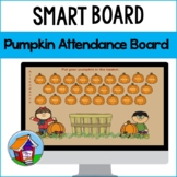 Pumpkin Patch Attendance Board