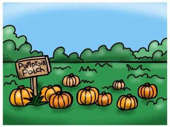 Pumpkin Patch Barrier Activity