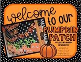 Pumpkin Patch Bulletin Board Writing activity Kit