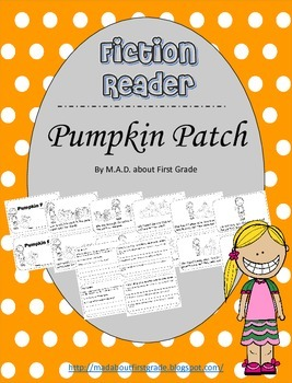 Pumpkin Patch CLOSE Fiction Reader