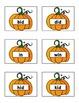 Pumpkin Patch Short Vowel Word Reading Game- CVC short 'i'