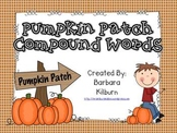 Pumpkin Patch Compound Words