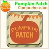 Pumpkin Patch Comprehension