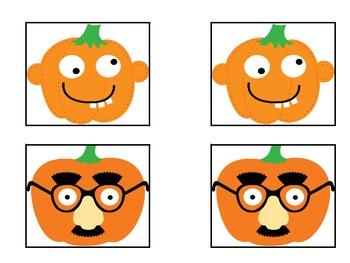 Pumpkin Patch Concentration