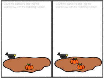 Pumpkin Patch Counting