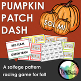 Pumpkin Patch Dash: A Solfege Pattern Racing Game for Fall