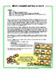 Math in the Pumpkin Patch, Division Match