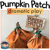Pumpkin Patch Dramatic Play Center / Fall Dramatic Play Center