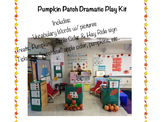 Pumpkin Patch Dramatic Play Kit
