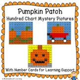Pumpkin Patch (Fall, Autumn, Halloween) Hundred Chart Mystery Pictures
