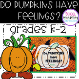 Pumpkin Feelings Activity Packet - FAll Counseling Activity