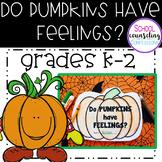 Pumpkin Feeling Activity Packet & Pumpkin  Feelings Match