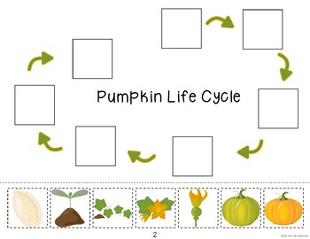 Pumpkin Patch Field Trip Unit - Bundle