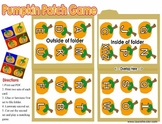 Pumpkin Patch File Folder Game