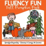 Fall Fluency Pack-Pumpkin Patch Fun