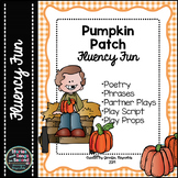 Fall Reading Fluency Pack-Pumpkin Patch Poems & Plays