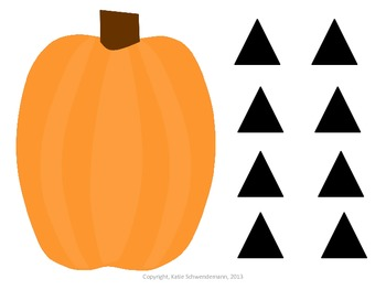 Pumpkin Patch-Following Directions