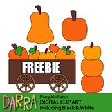 Pumpkin Patch Free Clip Art, Fall season, Autumn Clipart