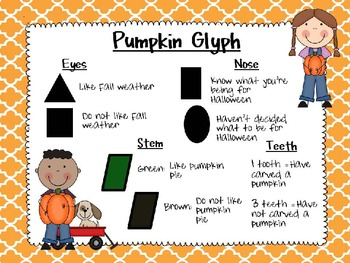 Pumpkin Patch Glyph- Editable
