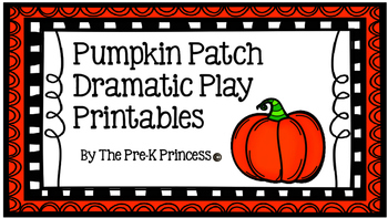 Pumpkin Patch House Area Theme