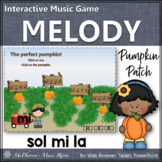 Fall Music Game: Sol Mi La Interactive Melody Game {Patch}