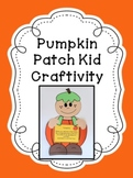 Pumpkin Kid Bulletin Board Project