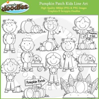 Pumpkin Patch Kids