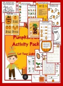 Pumpkin Patch - Let Your Light Shine