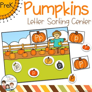 Pumpkin Patch Letter Sorting Center