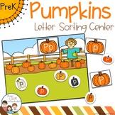 Pumpkin Patch Letter Sorting Center