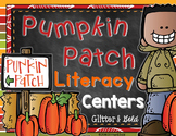 Pumpkin Patch Literacy Centers: 10 Fun Hands-on Centers